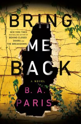 Brown Bags & Books Reading Group: Bring Me Back